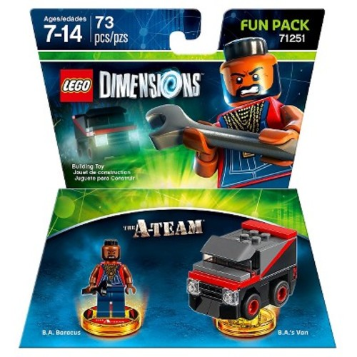 LEGO Dimensions A Team Fun Pack