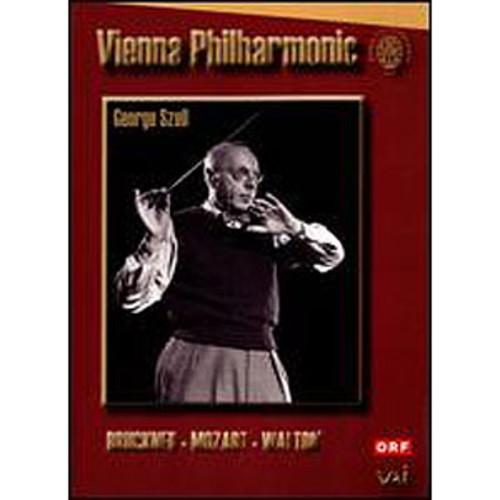 The Vienna Philharmonic/George Szell: Bruckner/Mozart/Walton B&W