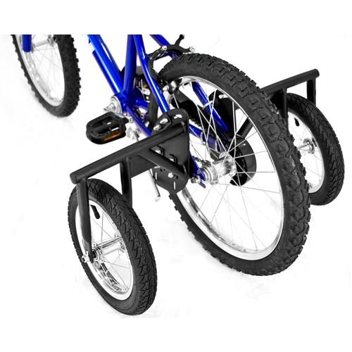 Bike USA Youth BMX Bike Stabilizer Training Wheel Kit