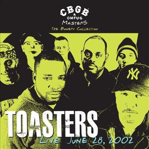 CBGB & OMFUG Masters: The Bowery Collection: Live June 28, 2002 [LP] - VINYL