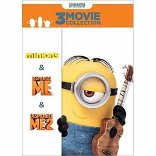 Despicable Me 3-Movie Co Ushe