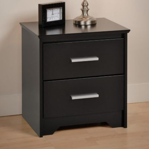Coal Harbor Nightstand, 2-Drawer