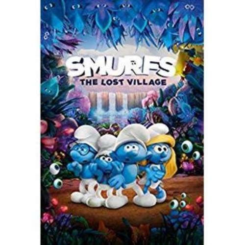 Smurfs: The Lost Village [4K UHD] [Blu-Ray] [Digital HD]
