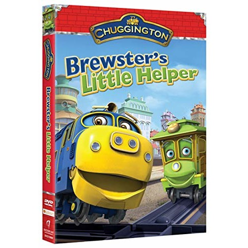 Ch: Brewster's Little Helper: Chuggington Characters, Sarah Ball: Movies & TV