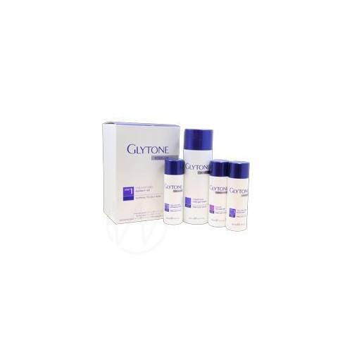 Glytone Rejuvenate System Kit Normal To Oily Skin 4 Piece Kit