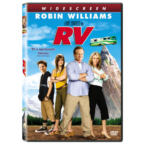 RV (Widescreen Edition): Jeff Daniels, Josh Hutcherson, Robin Williams, Cheryl Hines, Kristin Chenoweth, Joanna