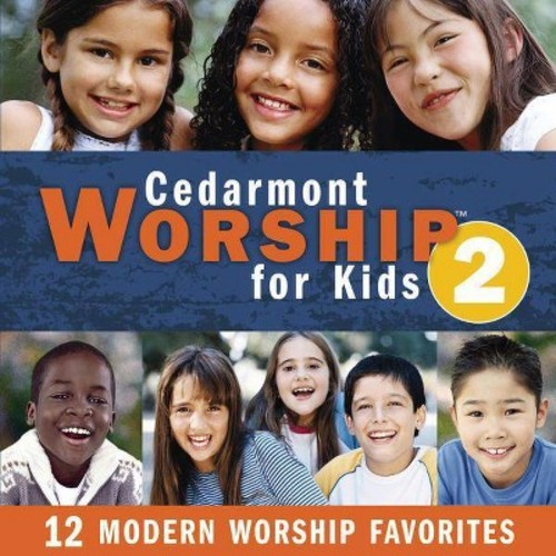 Cedarmont kids - Cedarmont worship for kids vol 2 (CD)