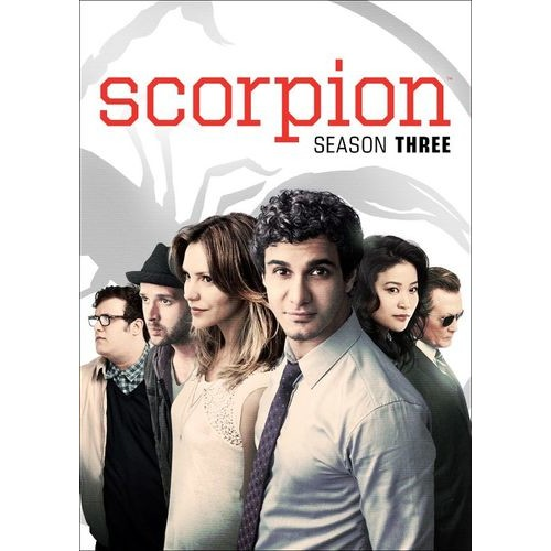 Scorpion: Season Three [6 Discs] [DVD]