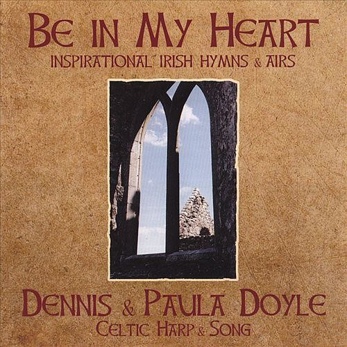 Be in My Heart [CD]
