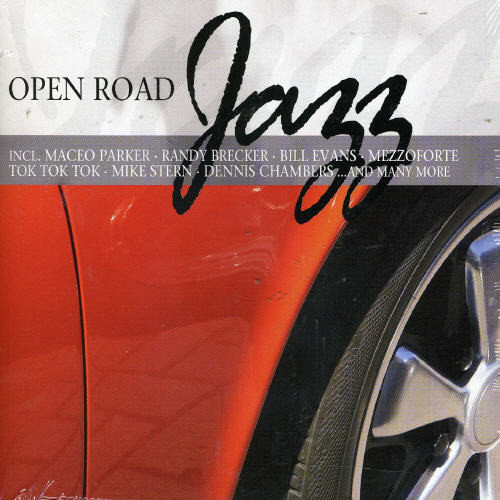 Open Road Jazz: The Series for Classic Car Aficionados [CD]