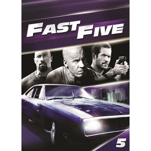 Fast Five [DVD] [2011]