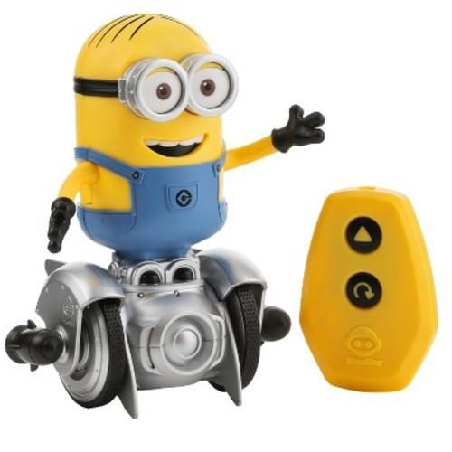 Wow Wee RC Mini Minions MiP Turbo Dave Robot