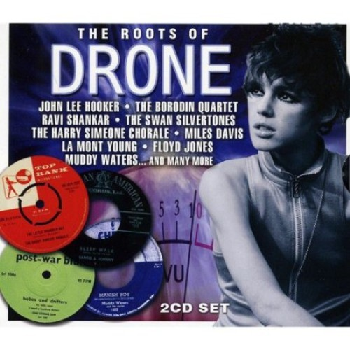 The Roots of Drone By The Various Artists (Audio CD)