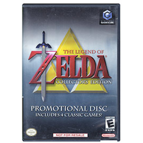 The Legend of Zelda: Collector's Edition [Pre-Owned]