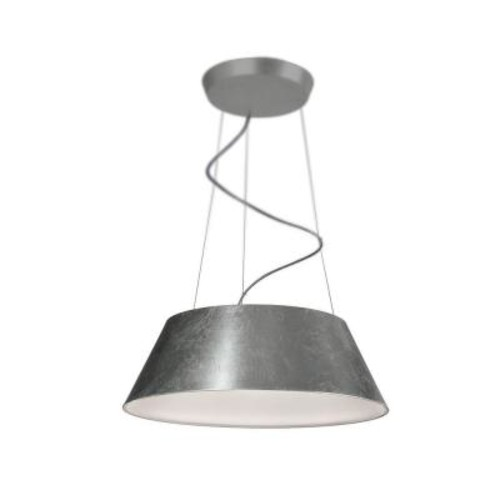 Philips Cielo 24-Light Silver Leaf Hanging Pendant