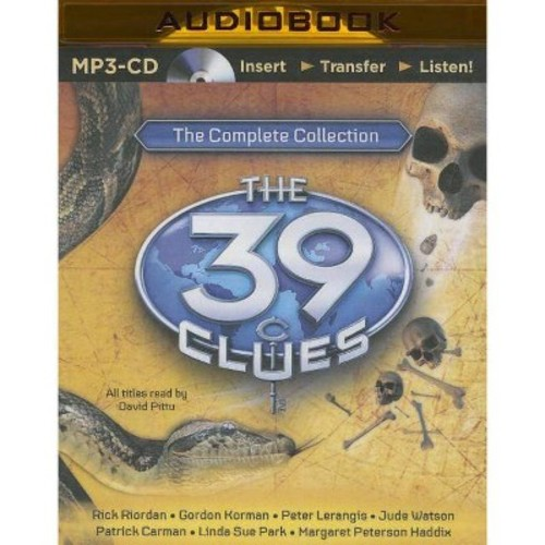 The 39 Clues: The Complete Collection
