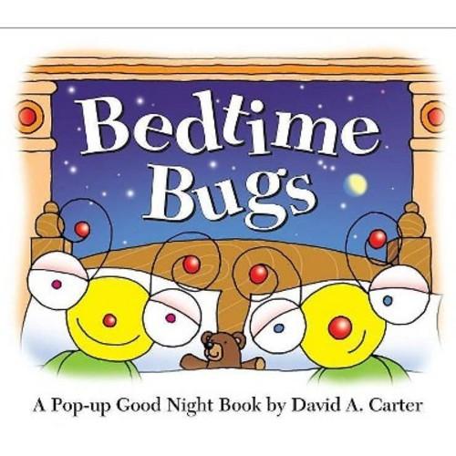 Bedtime Bugs (Hardcover) (David A. Carter)