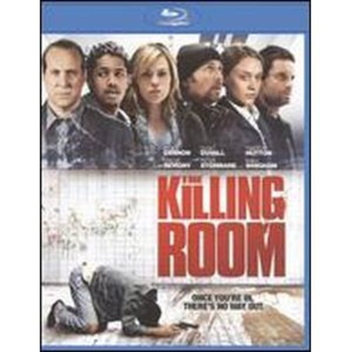 The Killing Room [Blu-ray] WSE DHMA
