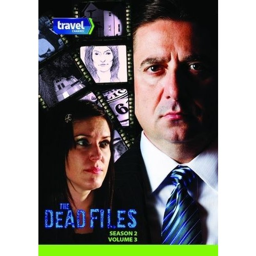 The Dead Files: Season 2 - Vol. 3 [5 Discs] [DVD]
