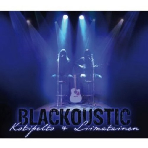 Blackoustic CD (2013)