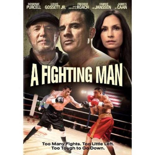 A Fighting Man [DVD] [2013]