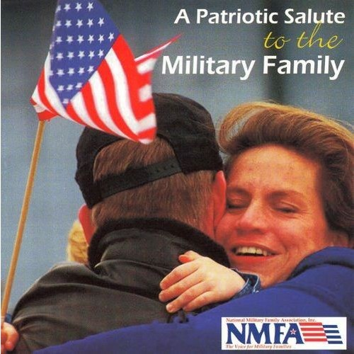 A Patriotic Salute to the Military Family CD