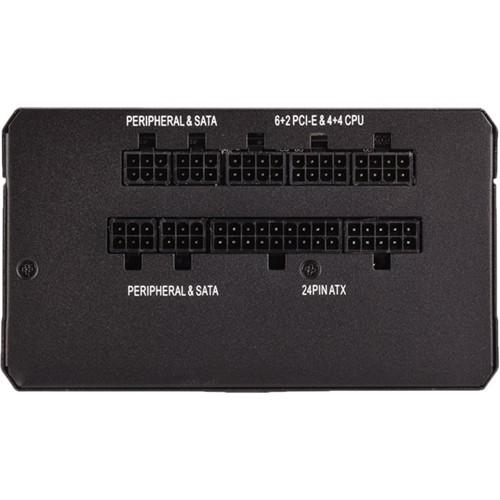 CORSAIR - RMx Series 750W ATX12V 2.4/EPS12V 2.92 Modular Power Supply - Black