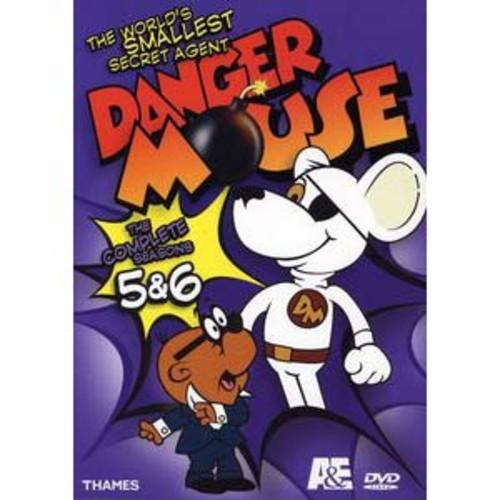 The Danger Mouse: The World's Smallest Secret Agent - The Complete Seasons 5 & 6