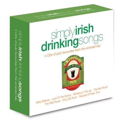 Simply Irish Drinking Songs [CD]