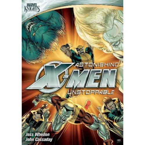 Astonishing X-Men: Unstoppable DD5.1