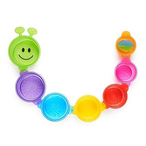 Munchkin Caterpillar Spillers Nesting Play Cups
