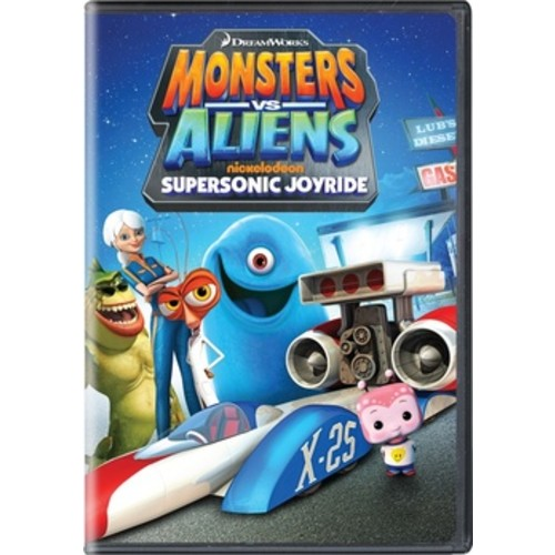 Monsters Vs. Aliens: Supersonic Joyride (Widescreen)
