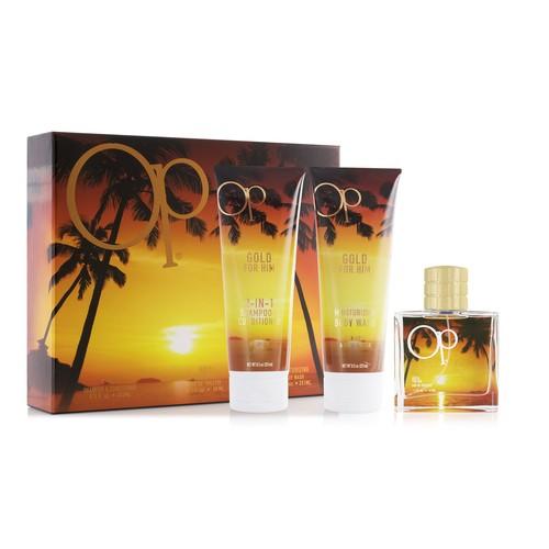 OP Gold Men Gift Set Perfume