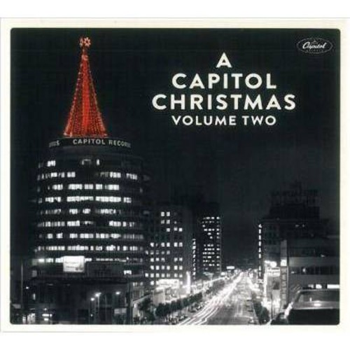 Various - Capitol Christmas Vol 2 (CD)