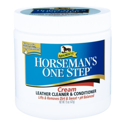 Horseman's One Step 15 oz. Harness Cleaner and Conditioner(428320)