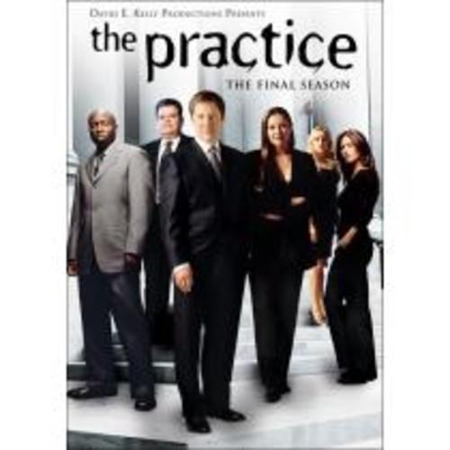 The Practice: The Final Season [6 Discs] [DVD]