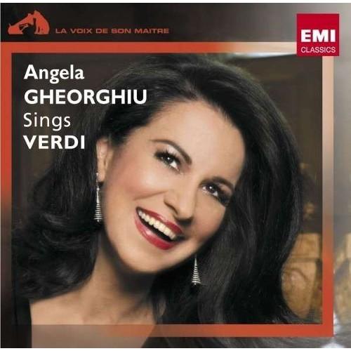 Angela Gheorghiu Sings Verdi - CD