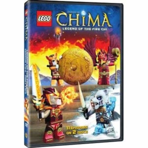 LEGO: Legends of Chima - Legend of the Fire Chi - Season Two, Part Two
