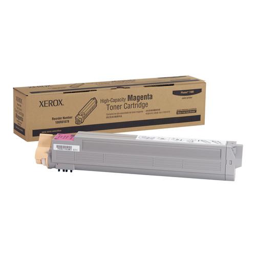 Xerox 106R01078 Xerox High Capacity Toner Cartridge For Phaser 7400 Printer - Magenta - Laser - 18000 Page - 1 Each