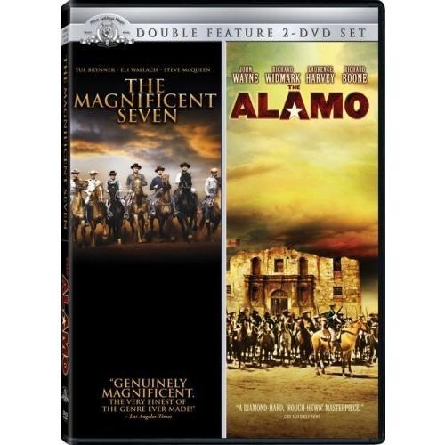 The Magnificent Seven / The Alamo