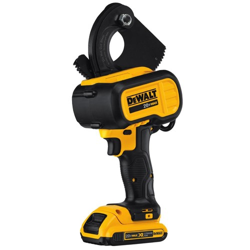 DEWALT 20-Volt MAX Lithium-Ion Cordless Cable Cutting Tool Kit with Battery 2Ah and Charger