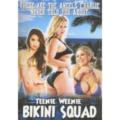 The Teenie Weenie Bikini Squad [DVD]