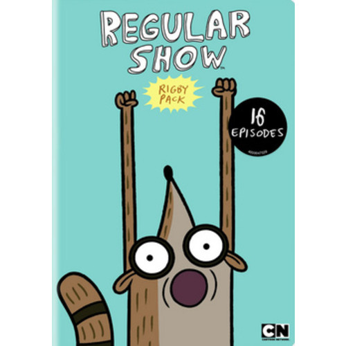 Regular Show: Rigby Pack (Widescreen)