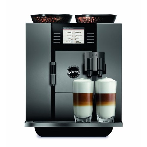 Jura Giga 5 Automatic Coffee Machine [Aluminum]