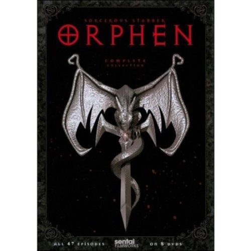 Orphen: Complete Collection [8 Discs] [DVD]
