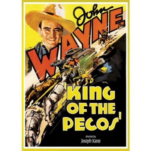 King of the Pecos /