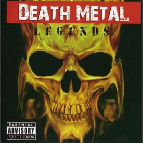 Death Metal Legends [CD] [PA]