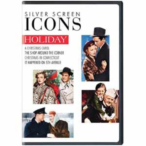 Silver Screen Icons: Holiday [DVD]