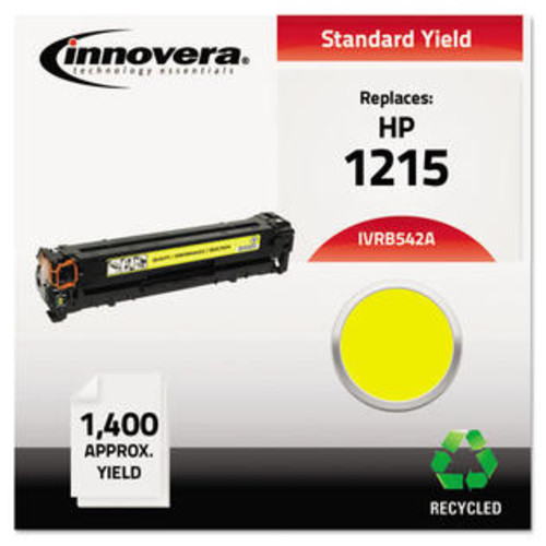 Innovera Remanufactured Cb542a (125a) Toner, Yellow