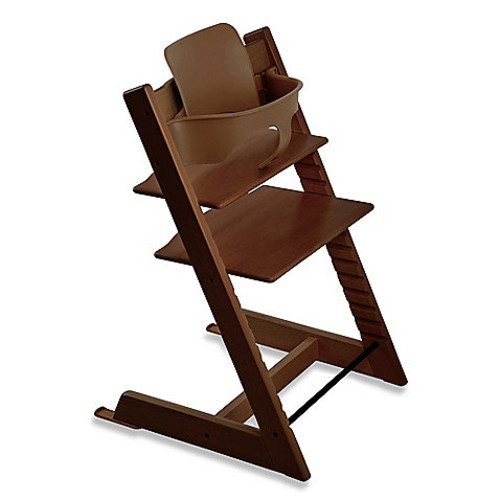 Stokke Tripp Trapp Baby Set in Walnut